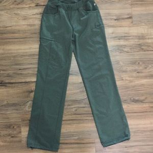 Olive Green Cherokee Infinity Bottoms